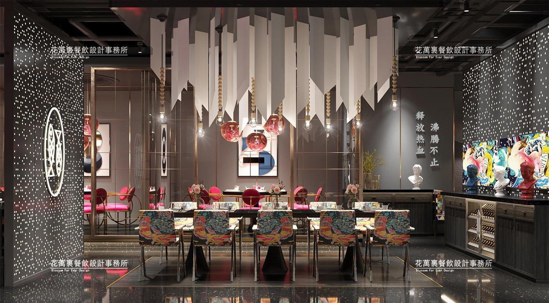 餐饮空间设计可以从哪些方面创新?